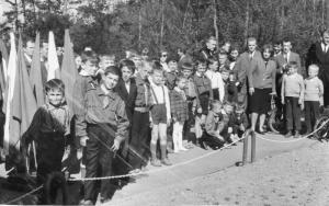 img2629 uczestnicy wyścigu rowerowych dziecięcych, fot.Wesołowski