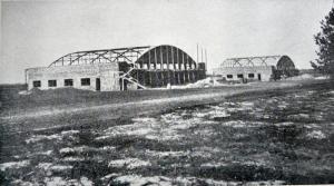 LOPP 10 Budowa hangarow