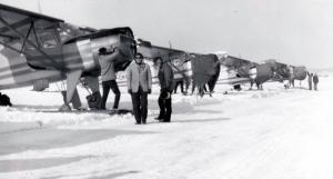 006 (3) zimowe zawody samolotowe