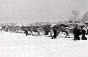 011 zimowe zawody samolotowe w Świdniku