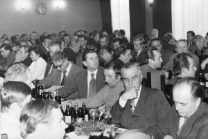 img486 od prawej 1.Tadeusz Czerniak- gł. techn. prod. 2.Stanisław Jankowski- gł. księgowy NK, 3.Andrzej Iwański- metalurg~1
