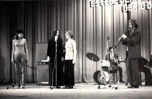 Ikersi E Kasprzyk L Winiarczyk EGalas  S Dudzic Z ZastawnyZschopau NRD 1972