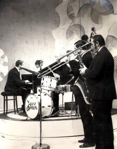 Jazz Ikars przed kamerami TV Katowice