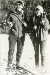 img1665 Parcin i Krysia ze smakiem pałaszują swe kiełbaski