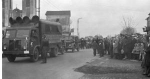 img265 Sztafeta szlakiem Walk Ludowego Wojska Polskiego kościół w Piaskach