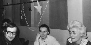 img128 Dzień działacza kultury 74' 1.Karpiński Zdzisław- Głos Świdnika,2. Stelmach Tatiana- dz. Gł. Metalurga, 3. Jarosze~1