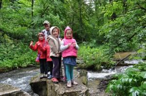 Wycieczka familijna do Józefowa