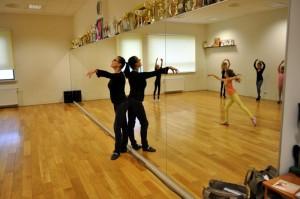 Świdnicki Zespół Baletowy - grupa IV