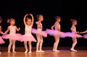 Otwarta lekcja baletowa