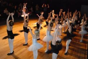 Warsztaty baletowe