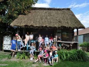 Wycieczka edukacyjna do Krainy Rumianku w Hołownie - 06.06.2016