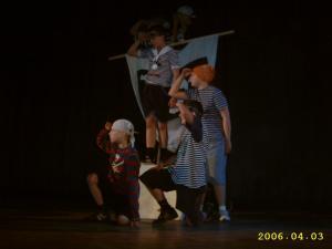 2006, Przygoda Piratów