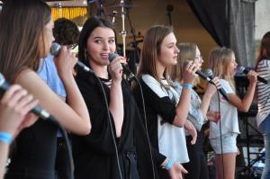 Koncert podczas Dni Świdnika 2017