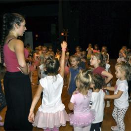 Świdnicki Zespół Baletowy – nowy nabór