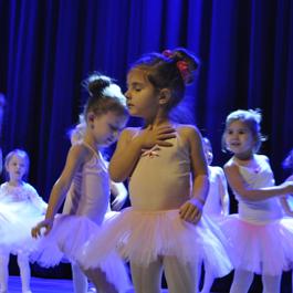 Świdnicki Zespół Baletowy – Joanna Dudek