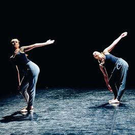 Taniec współczesny – teatr tańca