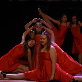 Taniec współczesny Flex i Flex Mini